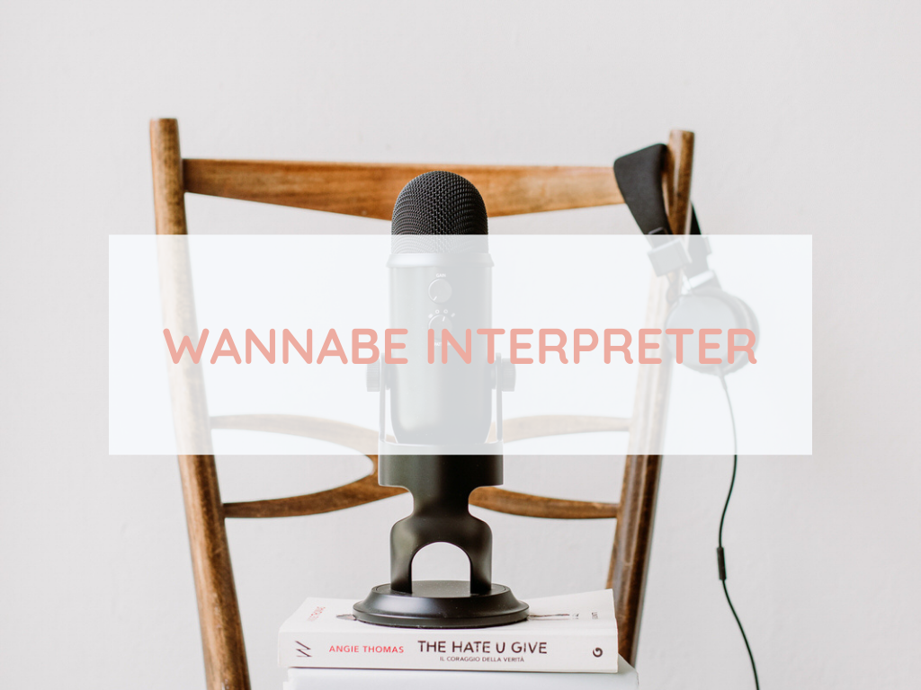 WANNABE INTERPRETER